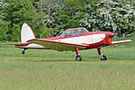 DHC-1 Chipmunk 22A 'G-ALWB' (33059122795).jpg