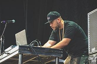 DJ Drama - Simmons in 2016