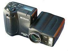 appareil photo nikon compact numérique