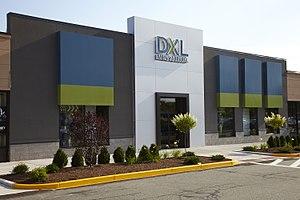 Destination XL Group - Image: DXL Natick Store front