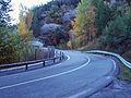 D 954 - Le Sauze-du-Lac LDC Route vers Savines-le-Lac 2014-10-18.JPG