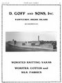 D Goff and Sons advertisement 1920.png