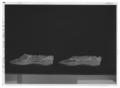 Damsko av svart chevrå. Viault Esté - Livrustkammaren - 43819-negative.tif