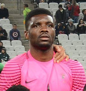 Daniel Akpeyi Nigerian footballer