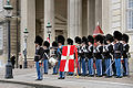 Danish Royal Guard Present Arms.jpg