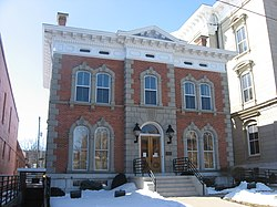 Darke County Courthouse Sheriff S House And Jail Wikipedia