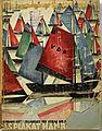 Das Plakat 12 Jahrgang Heft 7 8 (July August 1921) cover.jpg