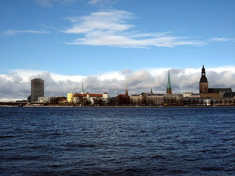 Vé máy bay giá rẻ đi Riga Latvia