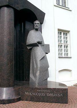 Mikalojus Daukša