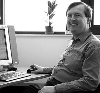 David Tudor Jones British bioinformatician