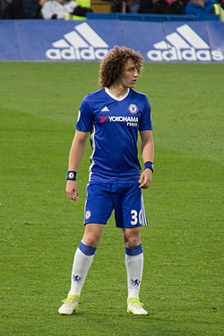 image illustrative de l'article David Luiz