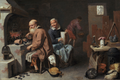 David Rijckaert (III) - The Alchemist and His Wife in the Workshop.tiff