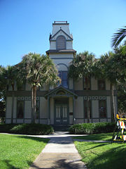 DeLand Hall on Stetson U campus2