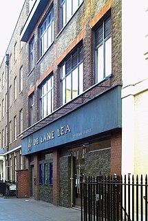 De Lane Lea Studios British recording and previously mastering studio