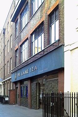 Studios De Lane Lea