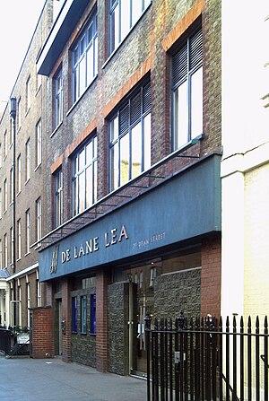 De Lane Lea Studios - De Lane Lea Studios, 75 Dean Street, Soho