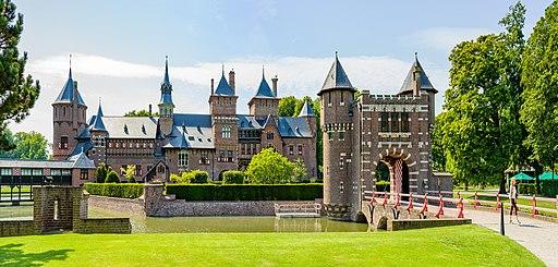 De Haar Castle in the Netherlands