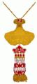 De Khim Khanh een ridderorde van de Keizer van Vietnam.png