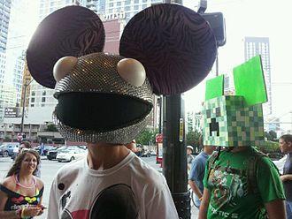 Deadmau5 - deadmau5 in 2011