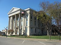 Dearborn County Courthouse from the east.jpg