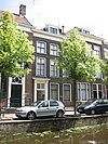 foto van Pand ter breedte van drie vensterassen, begane-grond met twee verdiepingen
