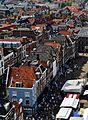 Delft Blick von der Nieuwe Kerk auf den Marktplatz 7.jpg