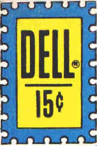Dell Comics - Image: Dellcomicslogo