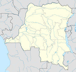 Kinshasa is located in Democratic Republic of the Congo