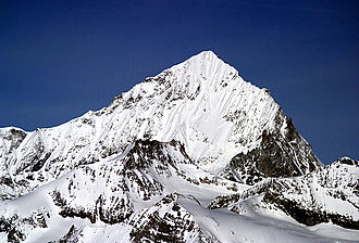 Four-thousander - Dent Blanche (4,357 m)
