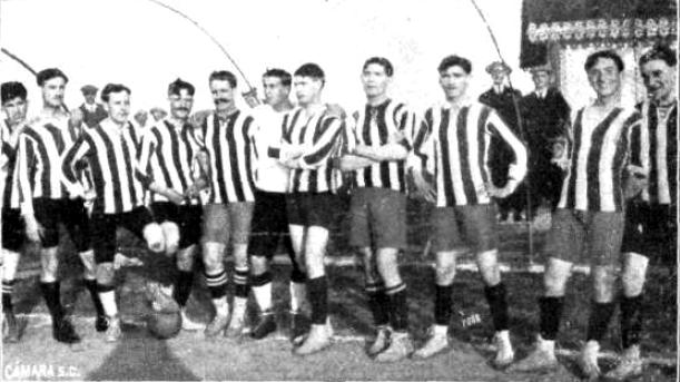 Deportivo en 1912