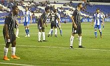 08653b977c428 Jogo disputado pelo Corinthians usando o segundo uniforme.