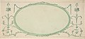 Design for a Mirror in the Form of a Horizontal Oval, Elevation MET DP805310.jpg