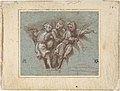 Design for a Pendentive- Youthful Musicians with Stringed Instruments MET DP807718.jpg