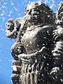Detalles de la Fuente de San Miguel Arcángel, Zócalo de Puebla 08.jpg