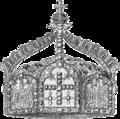 Deutsches Reich - Kaiserkrone (1889)-SW.png