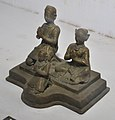 Devotees - Bronze - Circa 18th Century CE - ACCN 12-208 - Government Museum - Mathura 2013-02-24 6564.JPG