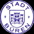 Dienstsiegel Stadt Büren 9 laut Hauptsatzung 2014.png