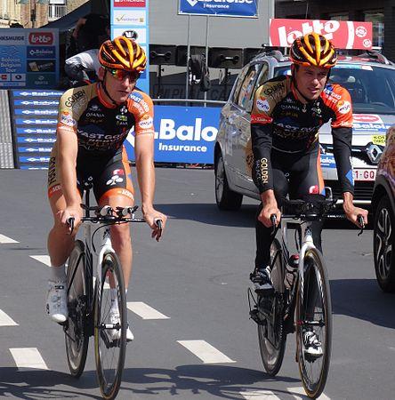 Diksmuide - Ronde van België, etappe 3, individuele tijdrit, 30 mei 2014 (A003).JPG