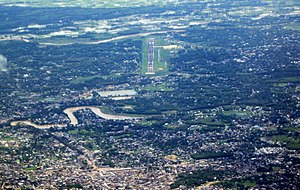Dimapur - Image: Dimapur Approach