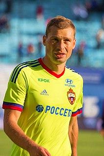 Aleksei Berezutski Russian footballer