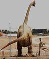 Dinosaur in Sharm el-Sheikh.JPG