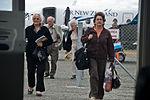 Disembarking, Oamaru, Otago, New Zealand, 27 Jan. 2009.jpg