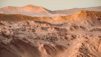 Mojave (crater) - Wikipedia
