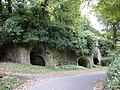 Disused lime kilns, near Kerswell Cross - geograph.org.uk - 1514275.jpg