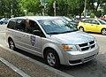 Dodge minivan Jacksonville Florida Police Sheriff in DC.jpg