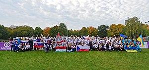 Команди Дог Пуллер на Чемпіонаті світу - 2020