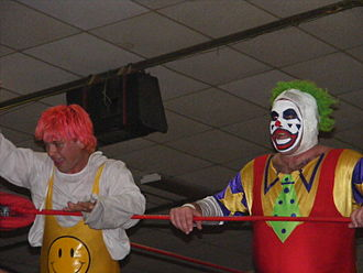 Doink the Clown - Doink with Psycho