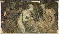Domenico brusasorzi, affreschi dalla facciata di palazzo fiorio della seta, 155 circa, divinità dell'olimpo.jpg