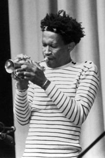 Don Cherry (trumpeter) American jazz trumpeter