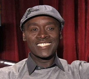 Don Cheadle - Cheadle in 2010